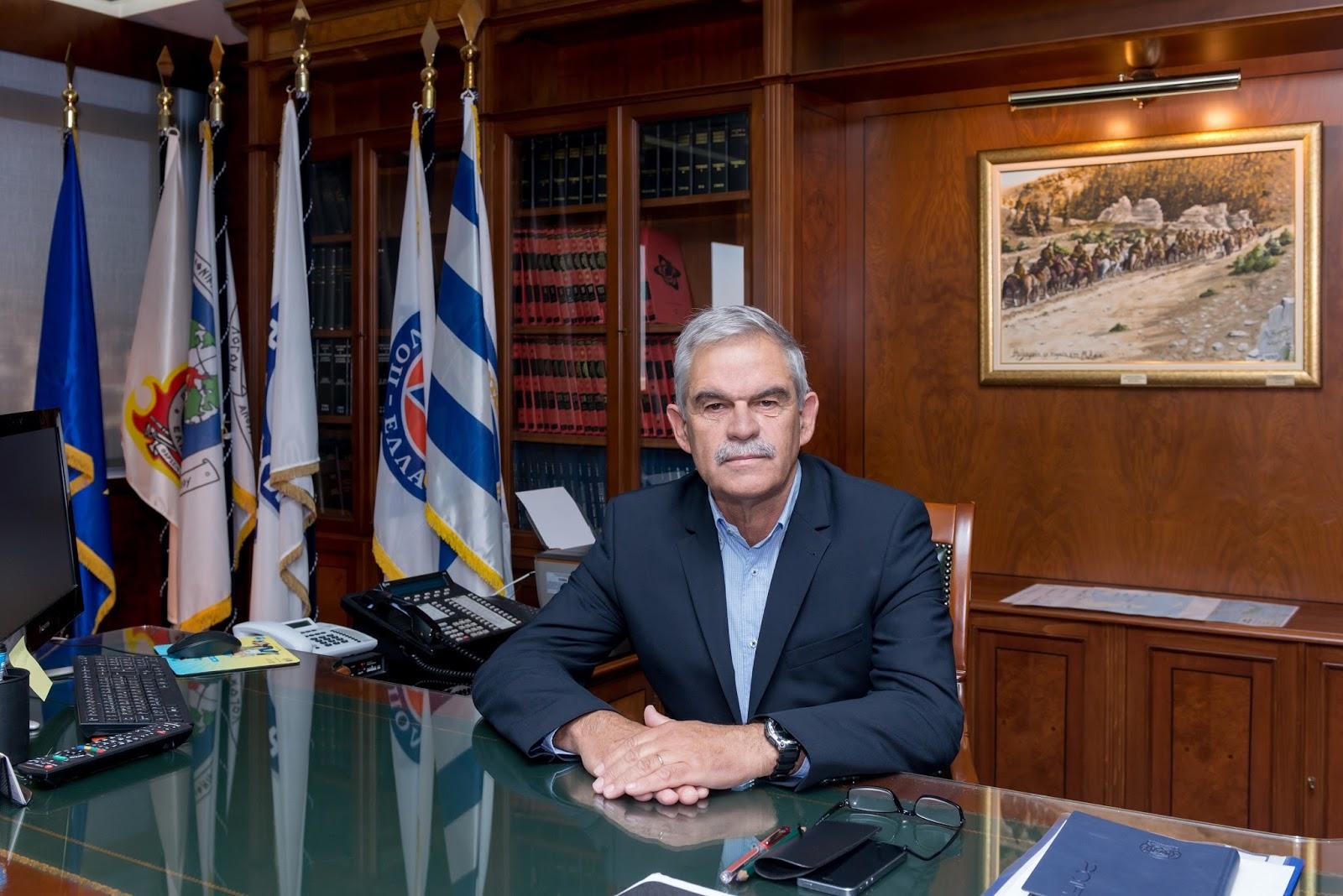 Αποτέλεσμα εικόνας για ή Υπουργού Προστασίας του Πολίτη κ. Νίκου Τόσκα:
