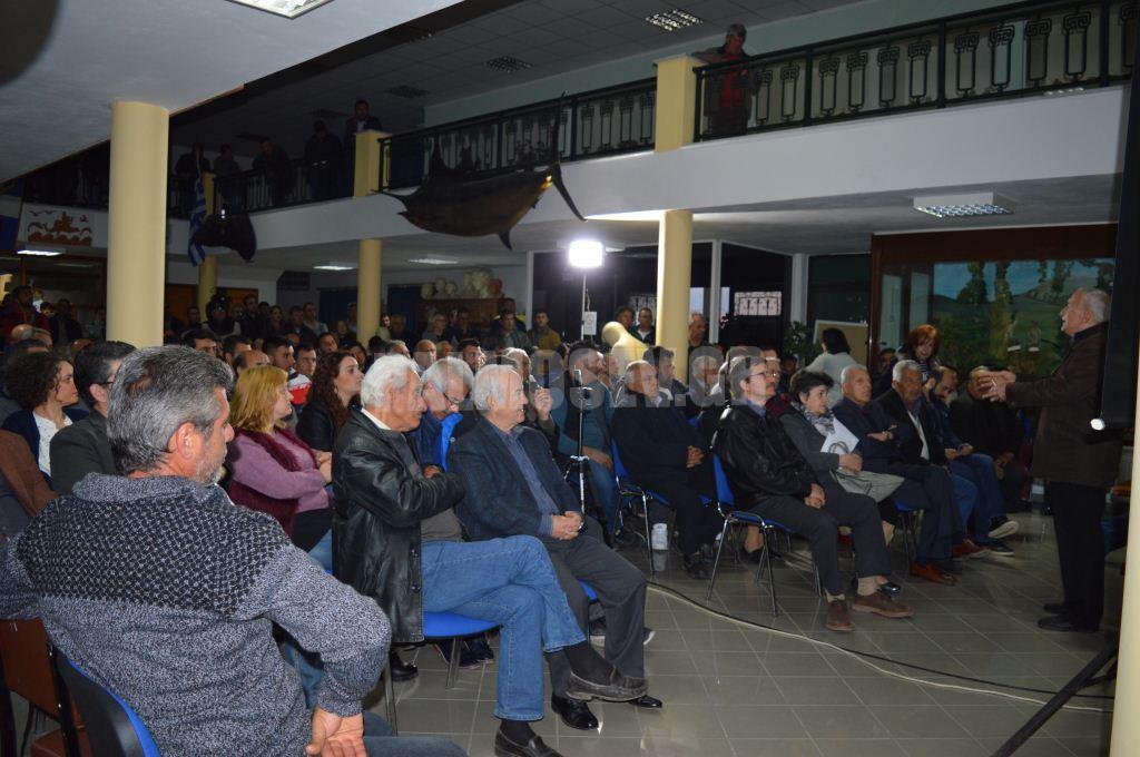 [Video]Ε.&Δ.Κόντος Α.Ε.- Ομιλία του γεωπόνου Β.Μπουρνάκα για την ασθένεια της συκιάς