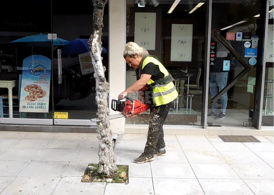[video] Οι εργαζόμενοι του Δήμου Ιστιαίας – Αιδηψού στο πόδι