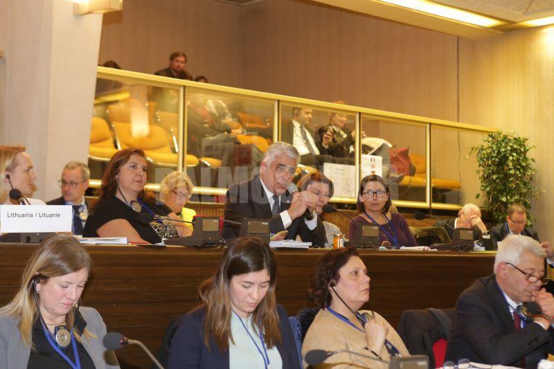 Συνεδρίαση της Πολιτικής Επιτροπής του Συμβουλίου Ευρωπαϊκών Δήμων και Περιφερειών