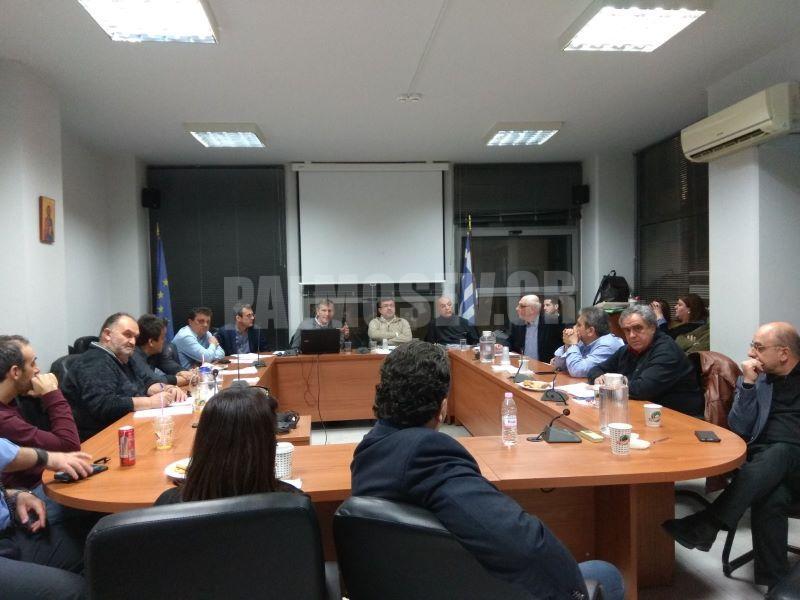 Πραγματοποιήθηκε συνάντηση εργασίας του Φο.Δ.Σ.Α. στη Θήβα-Πρόταση στην Περιφέρεια για αναβάθμιση του ΧΥΤΑ Ιστιαίας