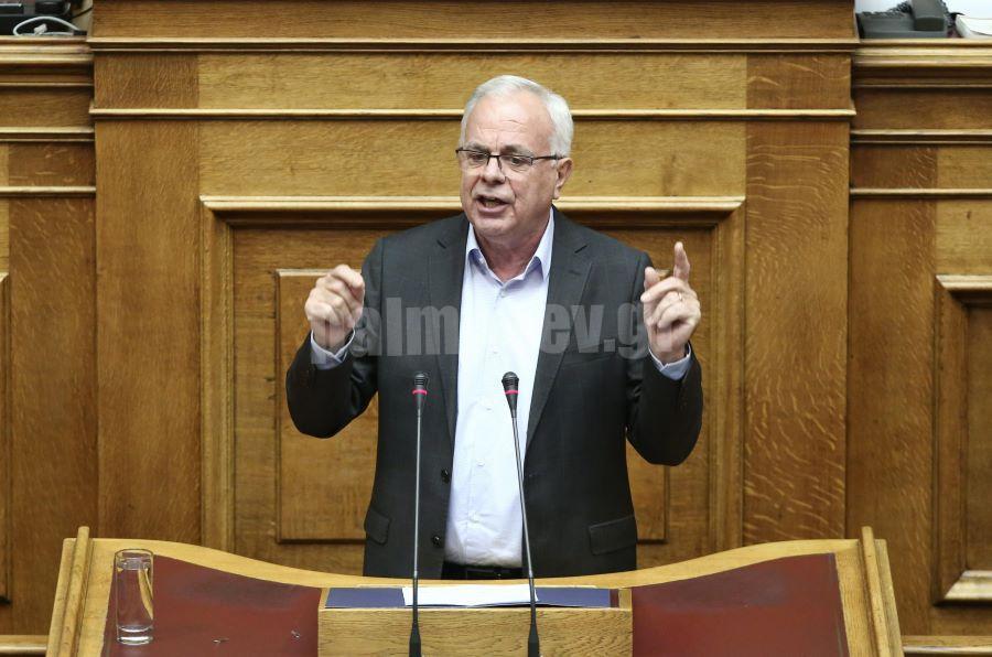 Αναφορά του Β.Αποστόλου για την ένταξη των ελεύθερων-ανεξάρτητων δημοσιογράφων επαρχιακού τύπου στα μέτρα στήριξης των Ελεύθερων Επαγγελματιών Ελλάδος