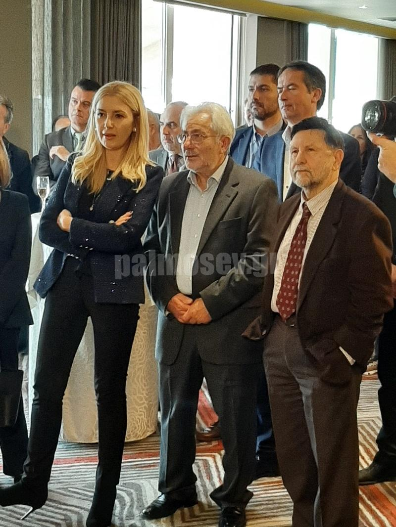 O Συντονιστής Αποκεντρωμένης Διοίκησης Θεσσαλίας-Στερεάς Ελλάδας στην εκδήλωση της ΕΛ.Ο.Π.Υ. στην Αθήνα
