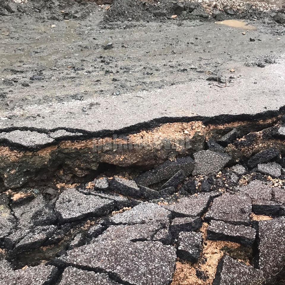 Κόπηκε η κυκλοφορία στη Βλαχιά – Αίτημα Τσαπουρνιώτη για κατάσταση έκτακτης ανάγκης