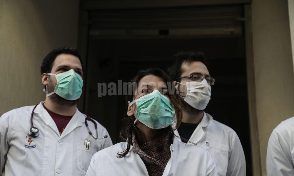 Νοσοκομειακοί γιατροί – Κορονοϊός: Το κράτος να αναλάβει την ευθύνη που του αναλογεί