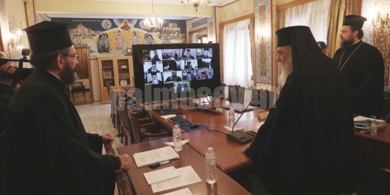 Πάσχα: Κεκλεισμένων των θυρών οι Λειτουργίες τη Μ. Εβδομάδα -Στις 26 Μαΐου το «Χριστός Ανέστη»