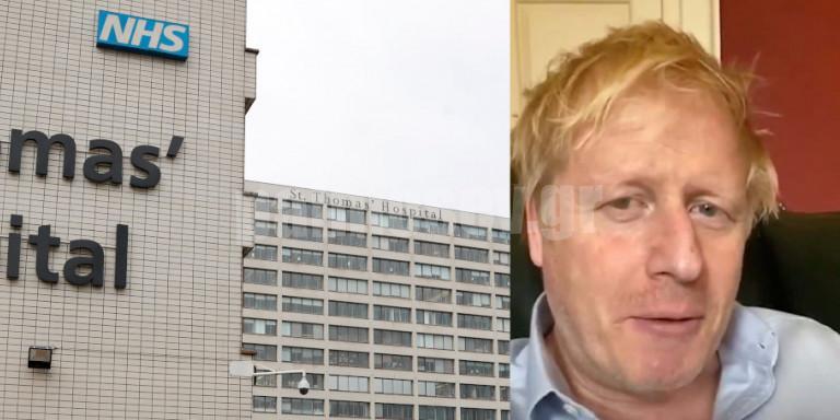 Στη ΜΕΘ με κορωνοϊό ο Μπόρις Τζόνσον, σε σοκ η Βρετανία -Πώς επιδεινώθηκε η υγεία του σε λίγες ώρες