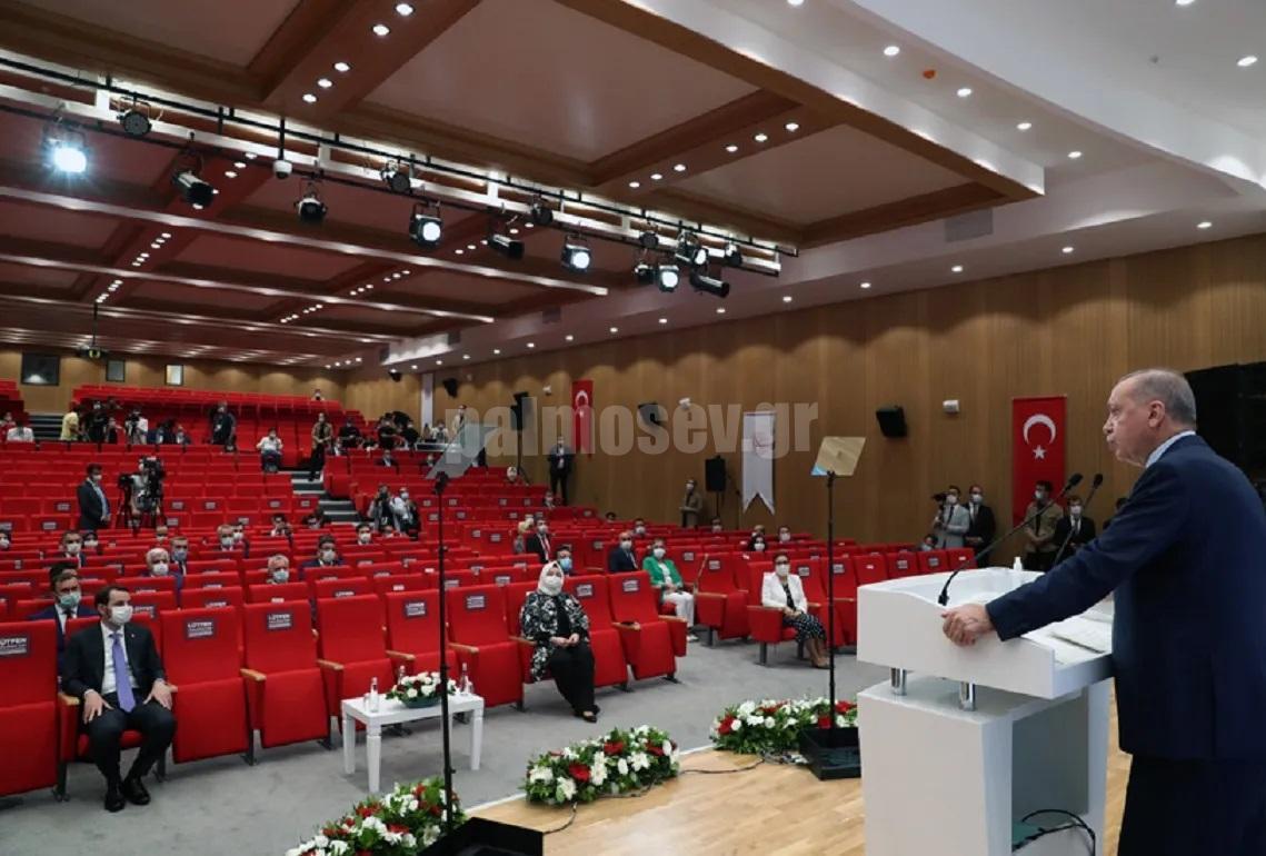 Δεν πτοεί τον Ερντογάν η διεθνής κατακραυγή για την Αγία Σοφία: Ακόμη και οι Τούρκοι αντιδρούν…