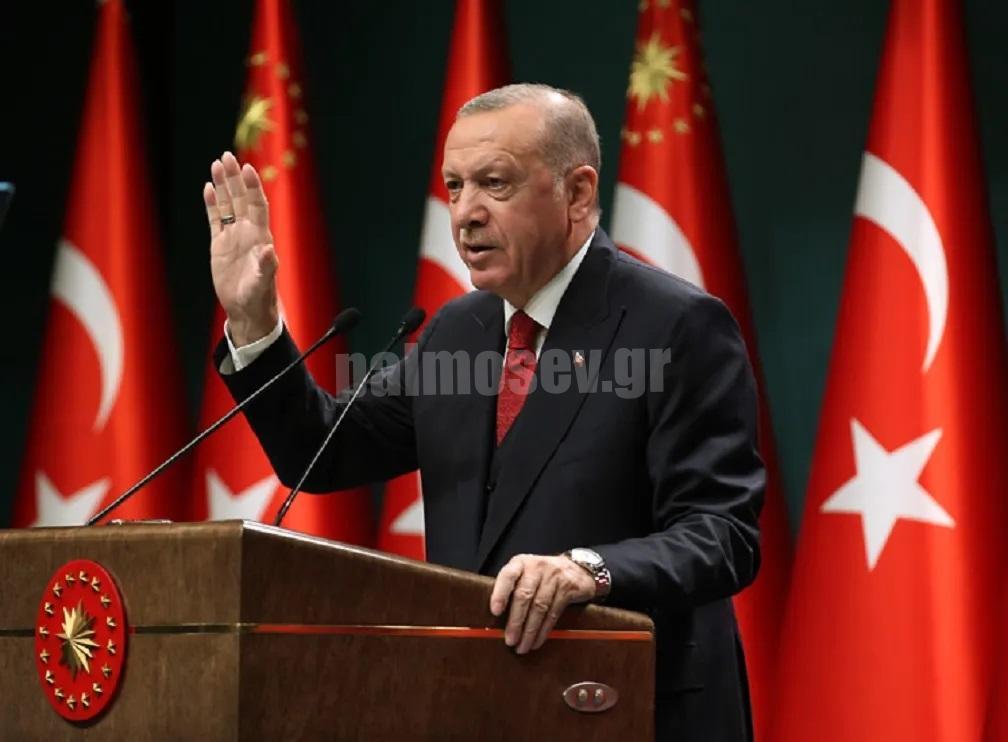 Ιδού τι βάζει στο τραπέζι ο Ερντογάν: Πέντε προκλητικές αξιώσεις στο τουρκικό «πακέτο» του διαλόγου