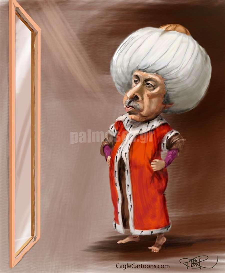 Το «Τσεσμέ» και η νέα ευρασιατική πολιτική του Ερντογάν