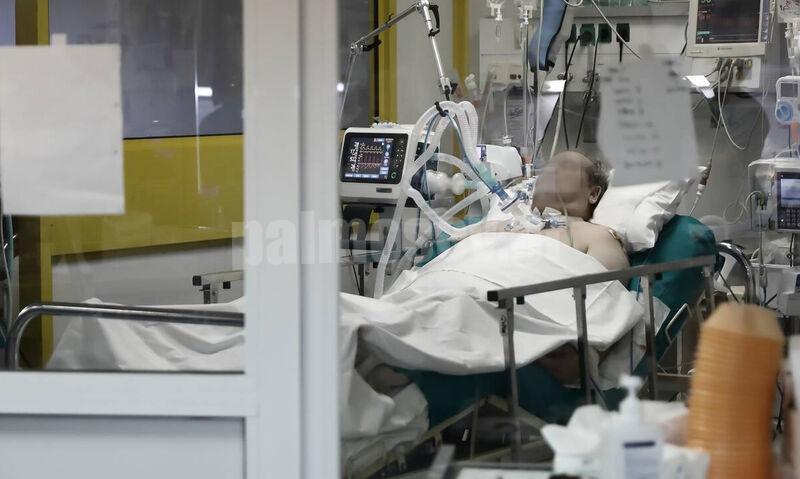 Ασφυξία στο Ε.Σ.Υ με (837) διασωληνωμένους – (67)  θάνατοι – (2.411)κρούσματα