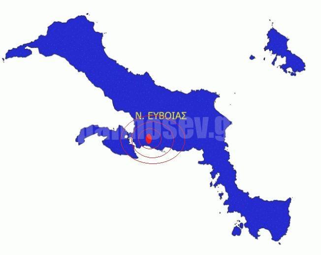 Τα 33 κρούσματα της Εύβοιας κι οι περιοχές που καταγράφονται αυτά