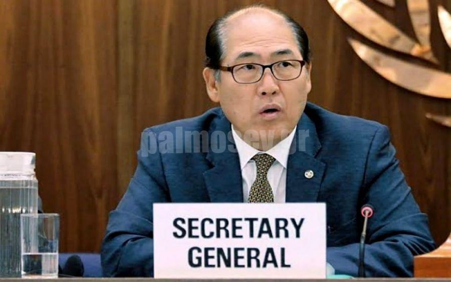 Παγκόσμια Ημέρα Ναυτιλίας 2021:Χαιρετισμός του Γ.Γ. του Διεθνούς Ναυτιλιακού Οργανισμού (ΙΜΟ) κ. Kitack Lim